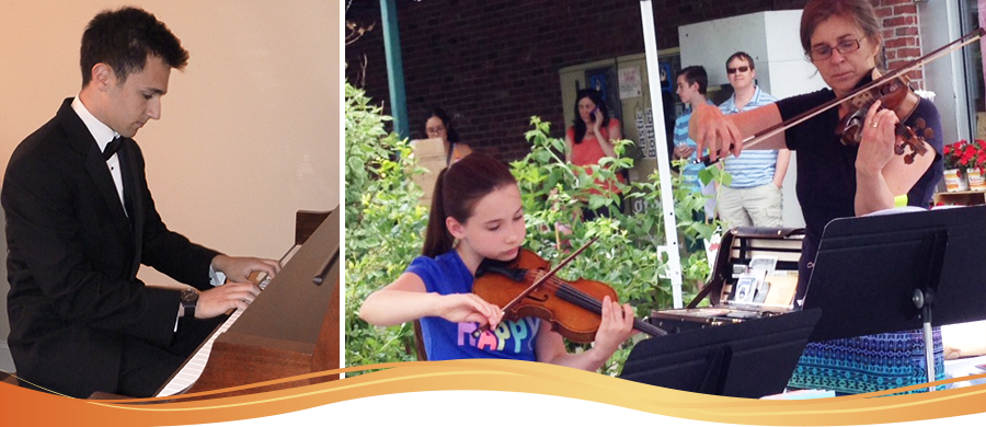 Wayland School of Music Children Violin Lessons